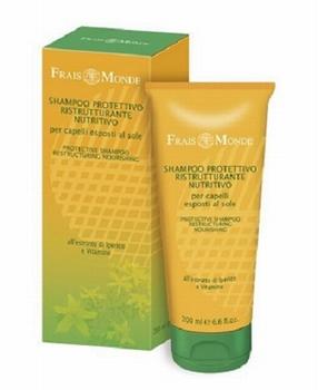 Beschermende Shampoo  200 ml.  Aktie 6,95 incl. btw