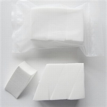 Make-up spons 6 driehoekjes