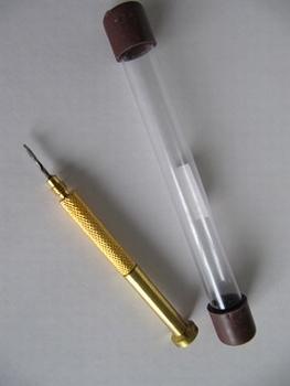 Nagelboortje voor nagel piercings