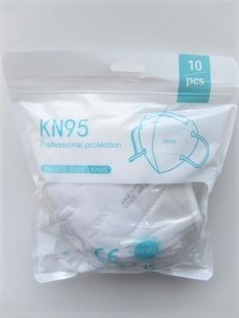 FFP2 / KN95  Maskers  10 stuks