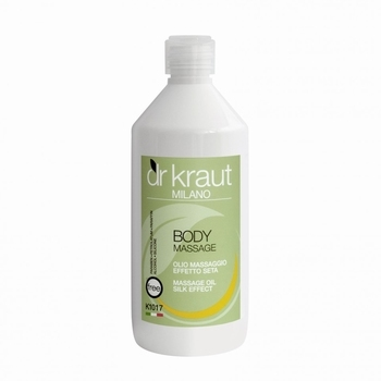 K1017  Face / Body massage oil - Silk Effect