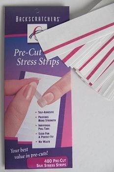 Silk Strips Pre-cut 480 stuks Suiper Op=Op Aktie
