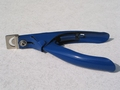 Tipknipper Blauw  Op=Op Aktie